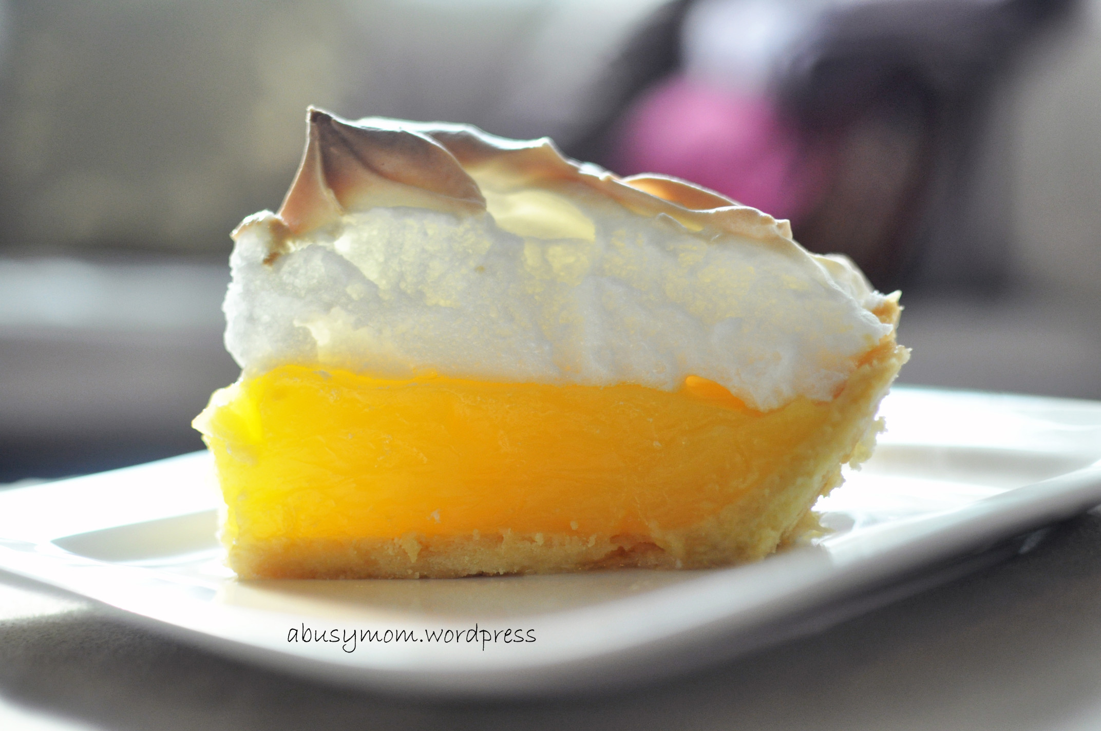 Lemon Meringue Pie  A slice of my life – Lemon Meringue Pie