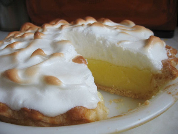 Lemon Meringue Pie  Carolyn s Lemon Meringue Pie