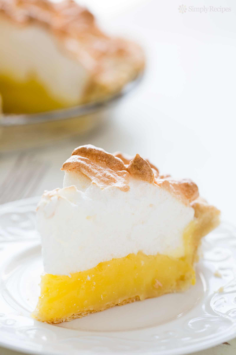 Lemon Meringue Pie Elegant Lemon Meringue Pie Recipe