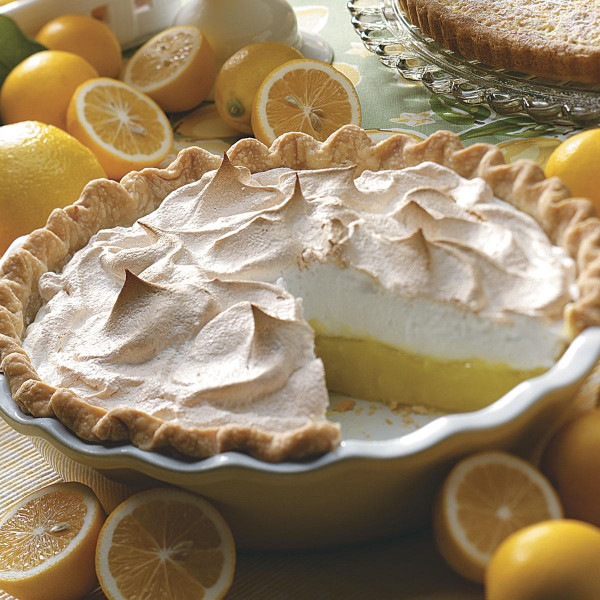 Lemon Meringue Pie  Classic Lemon Meringue Pie Recipe