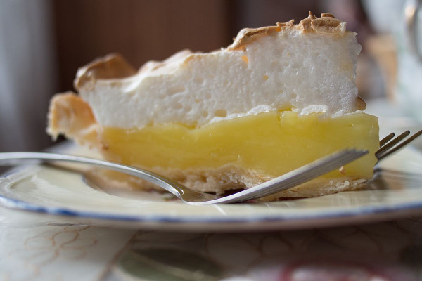Lemon Meringue Pie  Lemon meringue pie