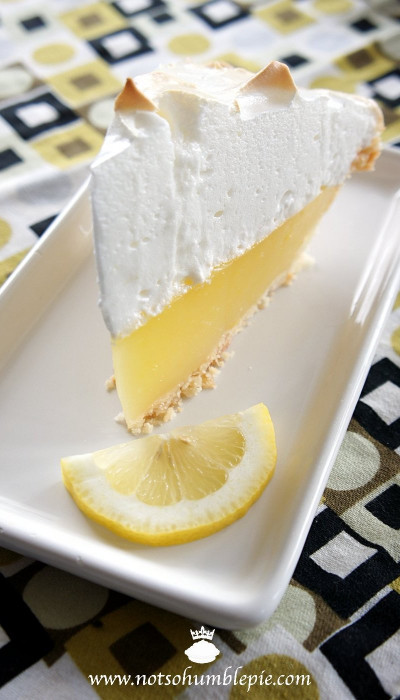 Lemon Meringue Pie  Best Lemon Dessert Recipes The 36th AVENUE