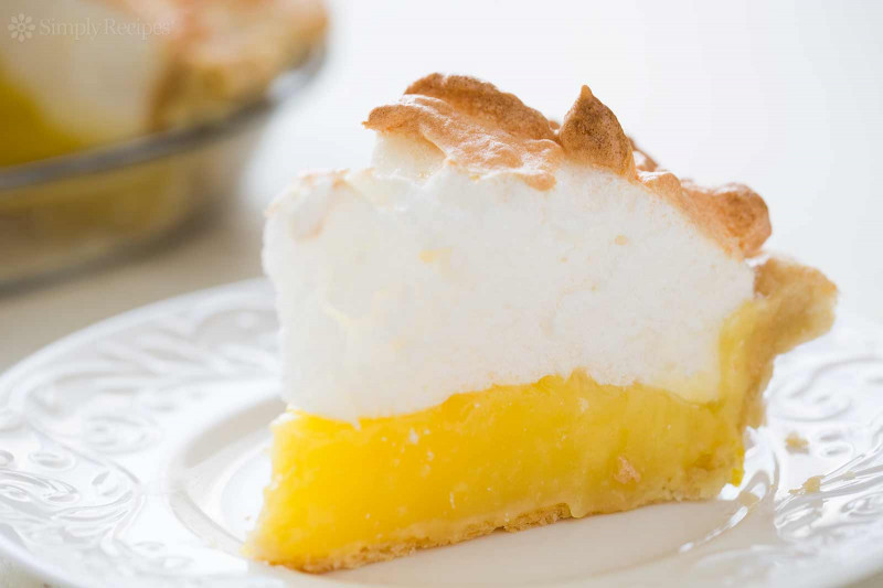 Lemon Meringue Pie  Lemon Meringue Pie Recipe