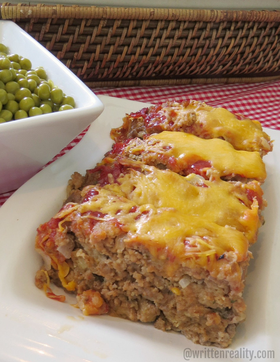 Meatloaf Recipe Best  best ever meatloaf Written Reality