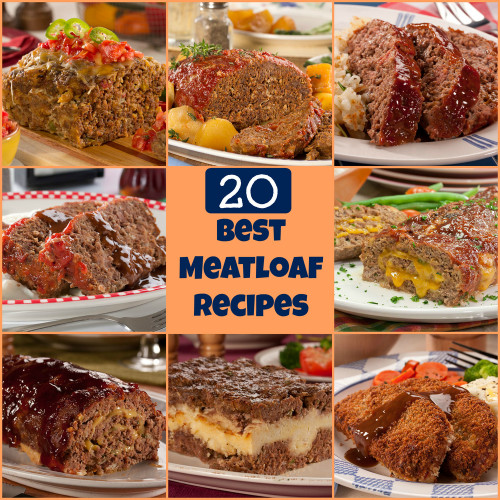 Meatloaf Recipe Best  How to Make Meatloaf 20 of Our Best Meatloaf Recipes