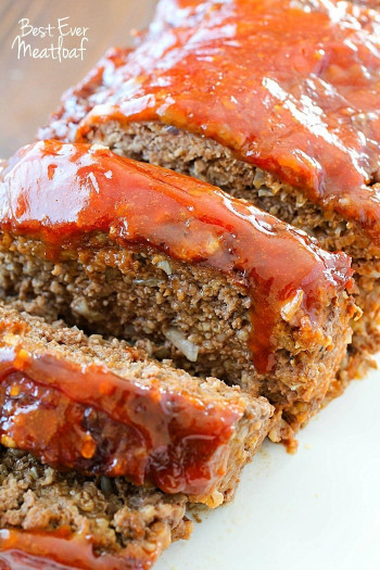 Meatloaf Recipe Best  Best Ever Meatloaf Recipe Yummy Healthy Easy