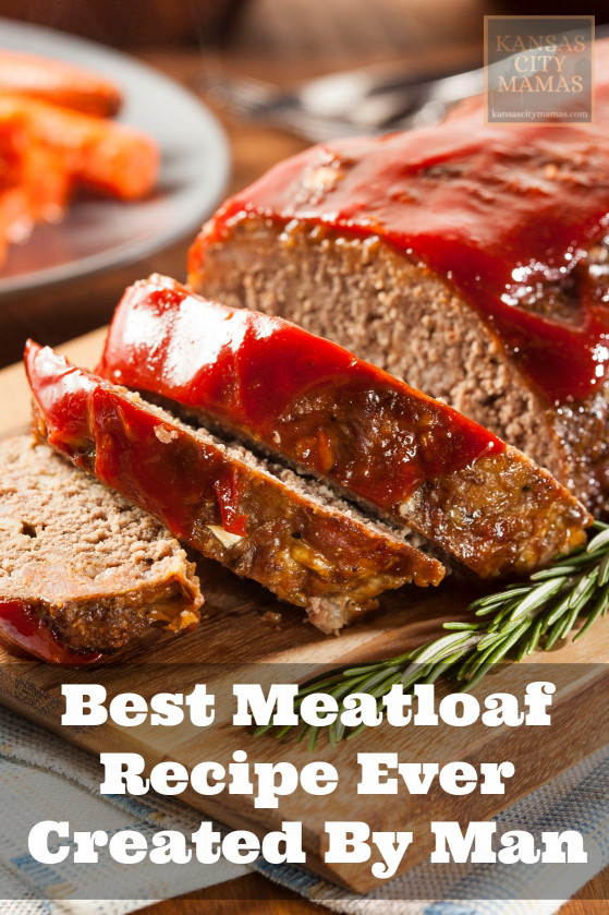 Meatloaf Recipe Best  best meatloaf recipe in the world