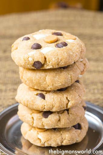 No Bake Cookies  Loaded Healthy No Bake Cookies