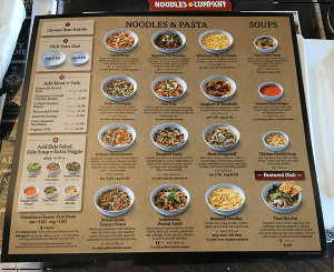 Noodles And Company Menu  Loving Noodles & pany and Their Kids Menu 30