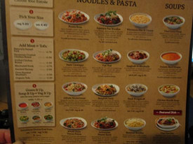 Noodles And Company Menu  Exterior Picture of Noodles & pany Midlothian