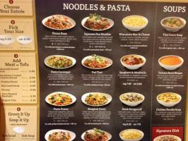 Noodles And Company Menu  Noodles & pany Asian Fusion Washington DC Yelp