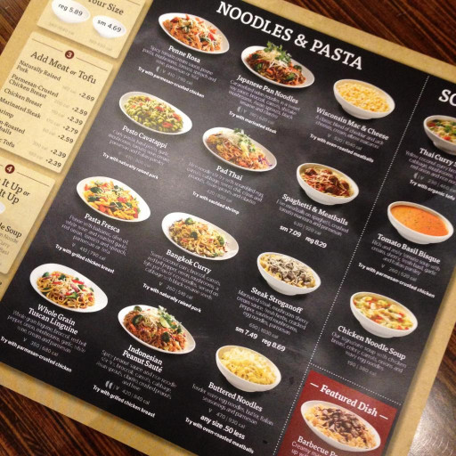Noodles And Company Menu  Noodles & pany My Review & A Giveaway LeMoine