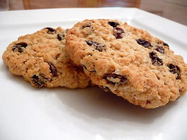 Oatmeal Raisin Cookies  Chewy Oatmeal Raisin Cookies