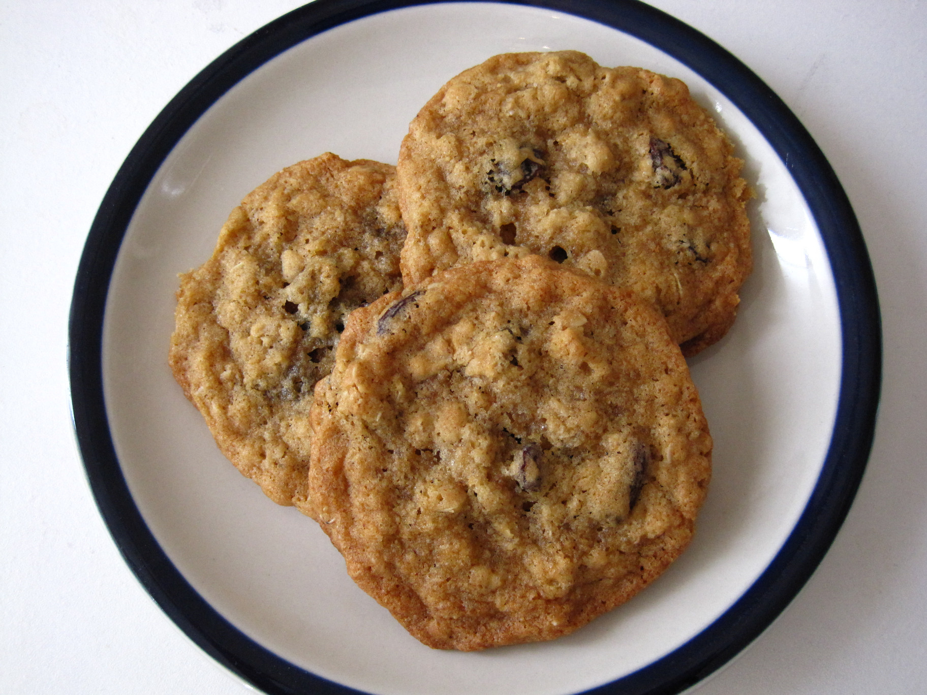 Oatmeal Raisin Cookies  Best Oatmeal Raisin Cookies