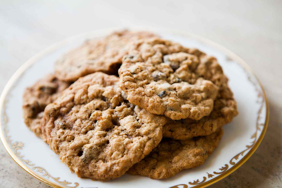 Oatmeal Raisin Cookies  Oatmeal Raisin Cookies Best Recipe Ever