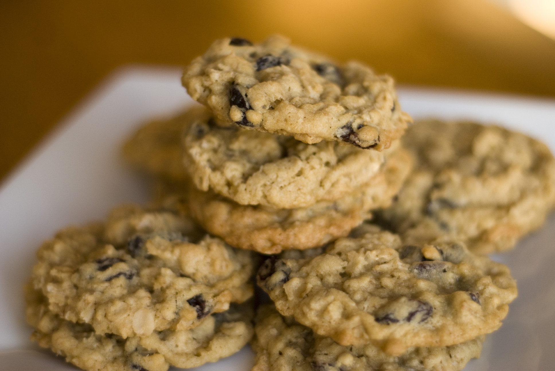 Oatmeal Raisin Cookies  Oatmeal Raisin Cookies