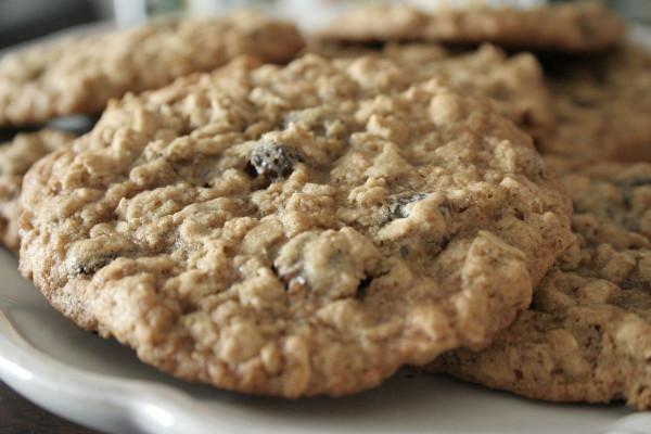 Oatmeal Raisin Cookies Elegant Oatmeal Raisin Cookies
