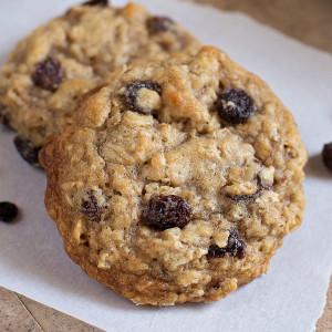 Oatmeal Raisin Cookies  Soft n Chewy Oatmeal Raisin Cookies Life Made Simple