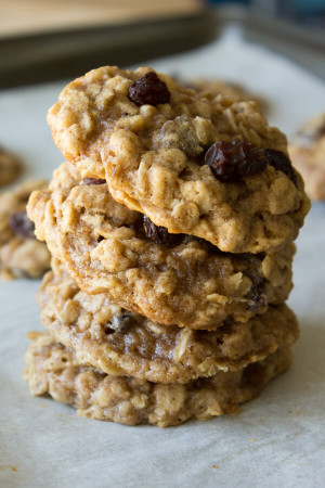 Oatmeal Raisin Cookies  Oatmeal Raisin Cookies Just so Tasty
