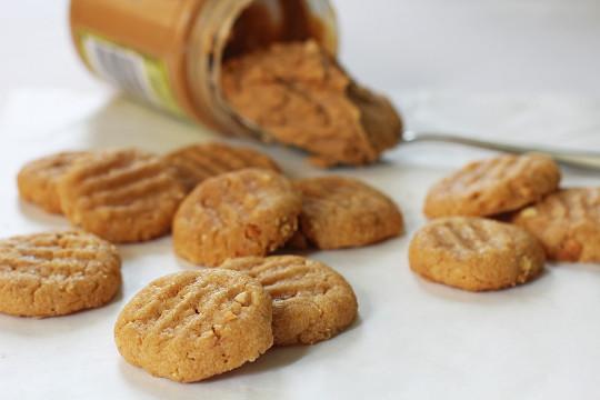 Peanut Butter Cookies  Flourless Peanut Butter Cookie Ang Sarap