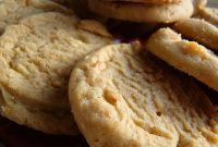 Peanut butter Cookies Elegant Peanut butter Cookie