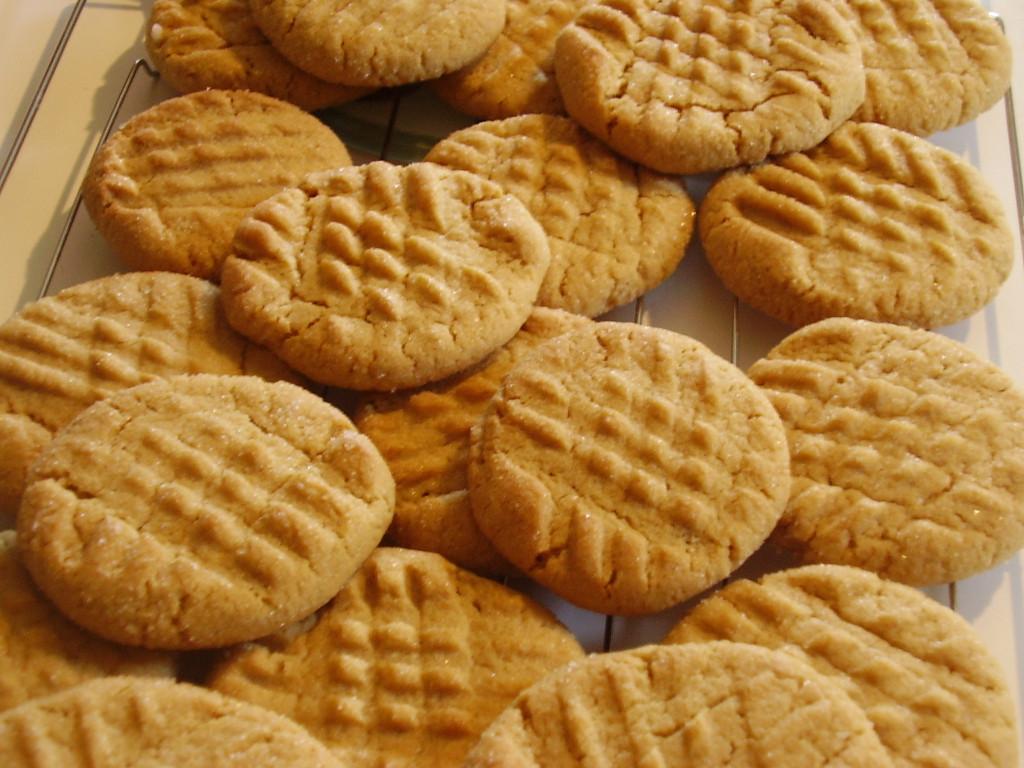 Peanut Butter Cookies  Better For U Peanut Butter Cookies