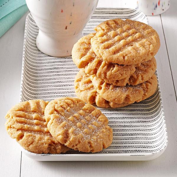 Peanut Butter Cookies  Peanut Butter Cookies Recipe