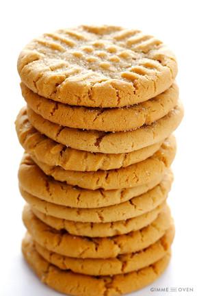 Peanut Butter Cookies  Peanut Butter Cookies