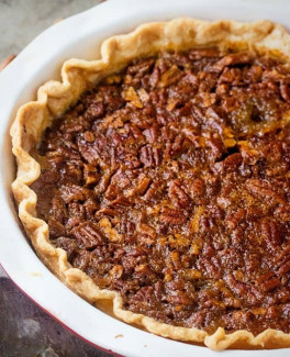 Pecan Pie Recipe  best pecan pie recipe