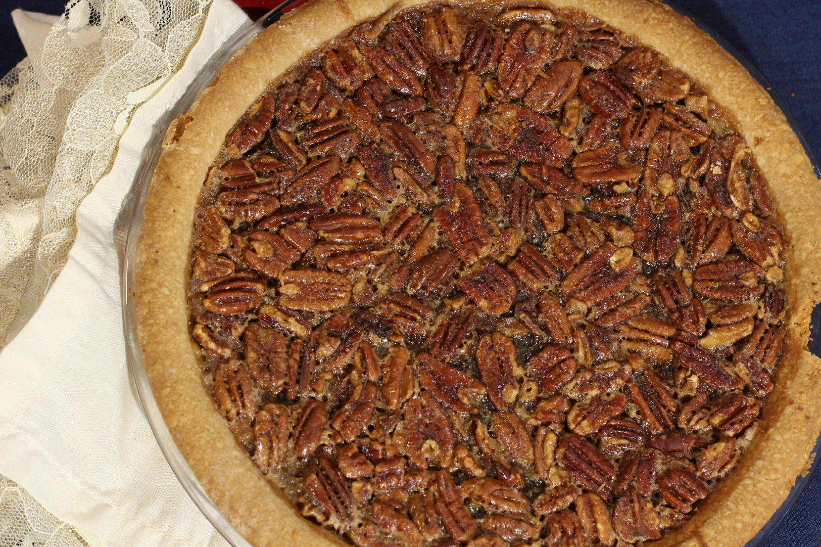 Pecan Pie Recipe  Traditional Pecan Pie Recipe