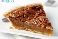 Pecan Pie Recipe Lovely southern Pecan Pie the Country Cook