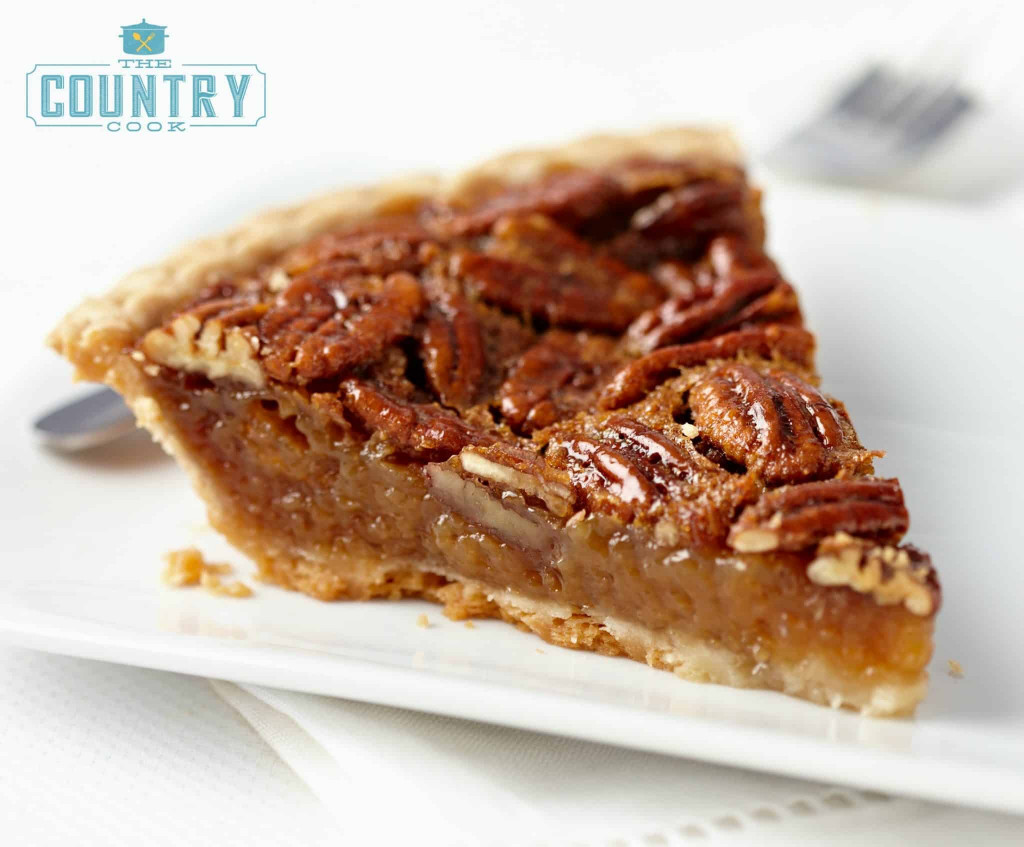 Pecan Pie Recipe  Southern Pecan Pie The Country Cook