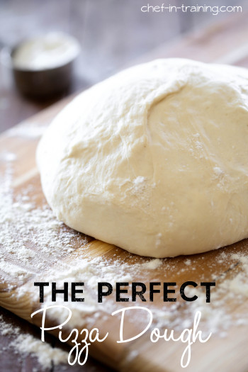 Pizza Dough Recipe  The Perfect Pizza Dough Recipe Chef in Training