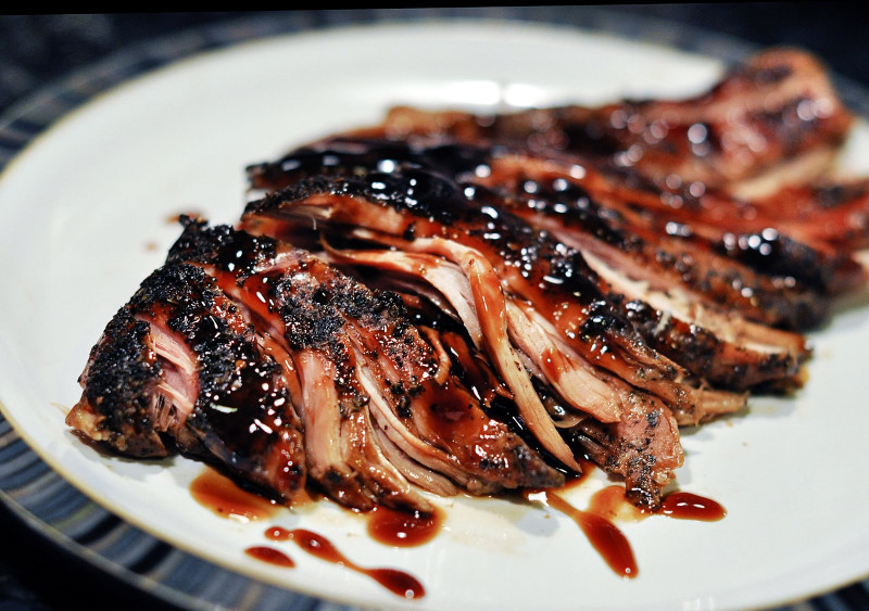 Pork Loin Recipes  glazed pork tenderloin recipes oven