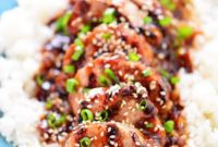Pork Tenderloin Recipes Unique Honey Sesame Pork Tenderloin the Gunny Sack