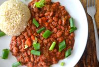 Red Beans and Rice Awesome Rice and Beans Episode 1 Louisiana Red Beans and Rice