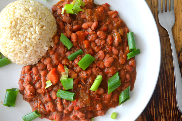 Red Beans And Rice  Rice and Beans Episode 1 Louisiana Red Beans and Rice