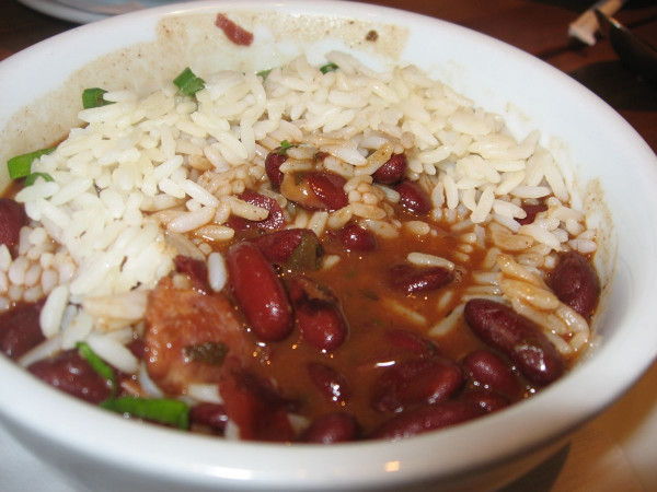 Red Beans And Rice  Red beans and rice