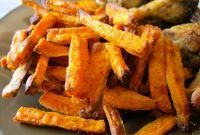 Sweet Potato Fries Awesome Crispy Sweet Potato Fries – Simply Living Healthy