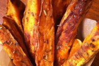 Sweet Potato Fries Beautiful 5 Secrets for Crispy Oven Baked Sweet Potato Fries
