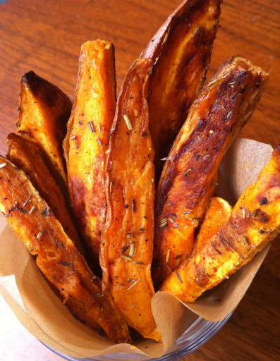 Sweet Potato Fries  5 Secrets for Crispy Oven Baked Sweet Potato Fries