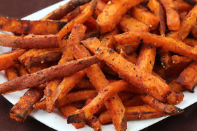 Sweet Potato Fries Best Of Oven Baked Sweet Potato Fries