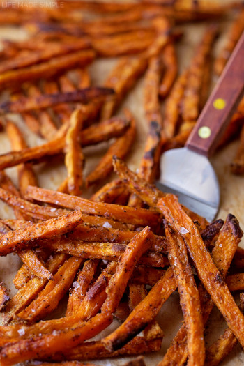 Sweet Potato Fries  Baked Sweet Potato Fries