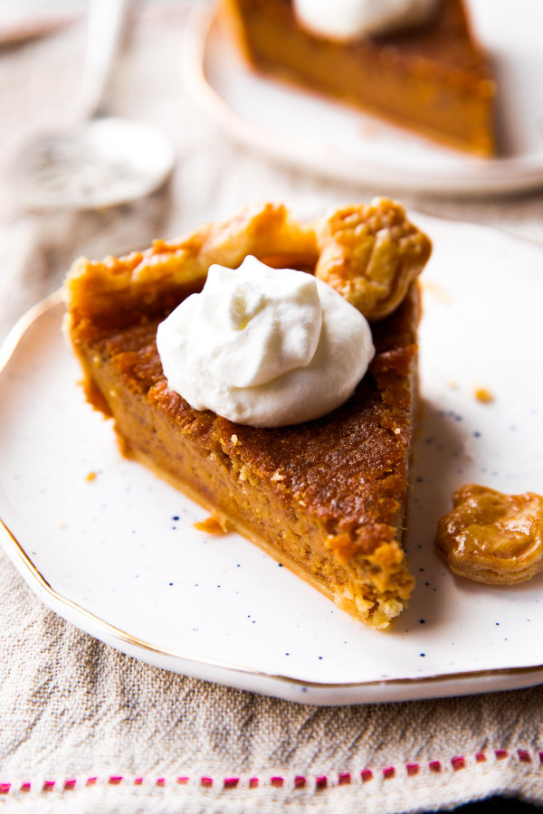 Sweet Potato Pie  45 Thanksgiving Pie Recipes Sallys Baking Addiction