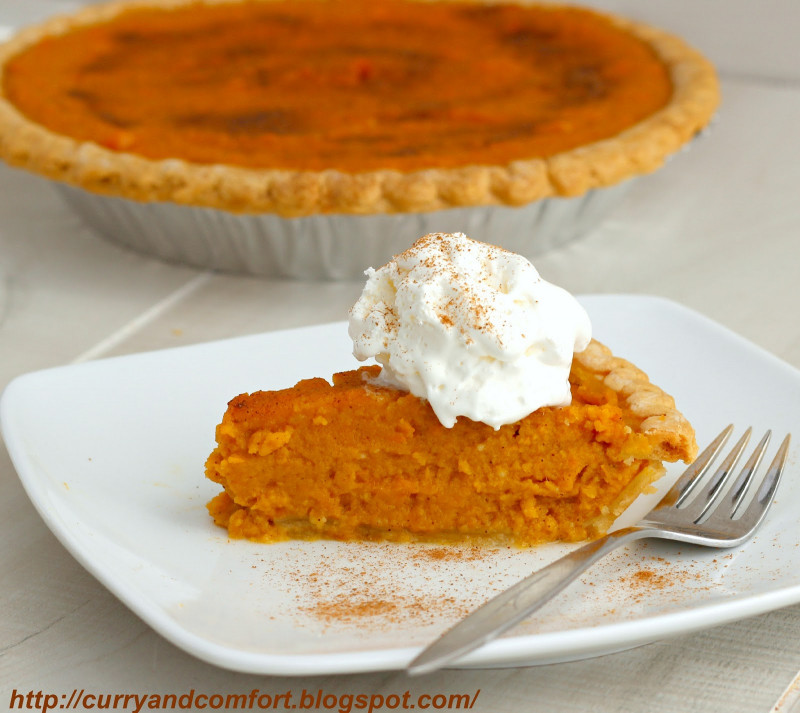Sweet Potato Pie  Kitchen Simmer My oh My Sweet Potato Pie