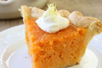 Sweet Potato Pie Inspirational Mary Randolph's Sweet Potato Pie American Heritage Cooking