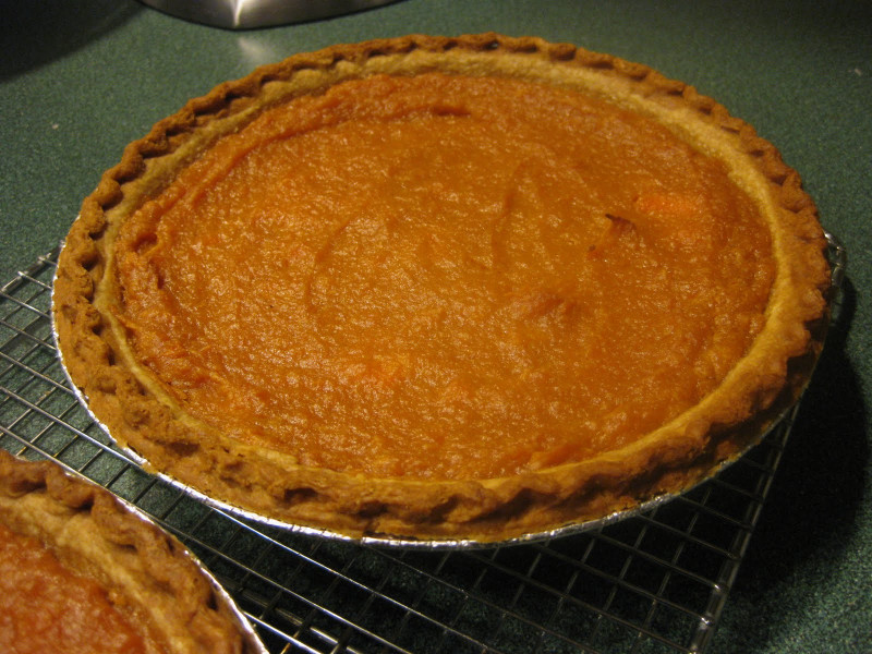 Sweet Potato Pie  My Life A Plate Sweet Potato Pie
