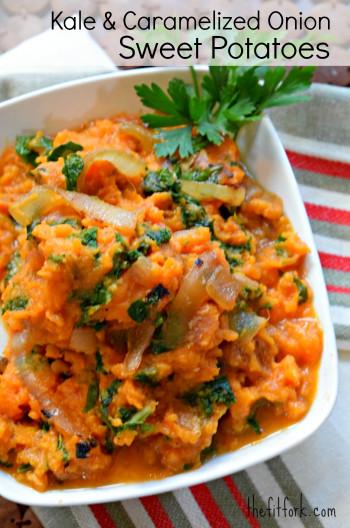 Sweet Potato Recipes  Sweet Potato & Cauliflower Mash More Healthy Recipes