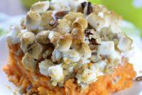 Sweet Potato Recipes Lovely Sweet Potato Casserole Recipe Omg Chocolate Desserts
