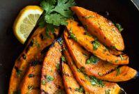 Sweet Potato Recipes New Grilled Sweet Potatoes Recipe